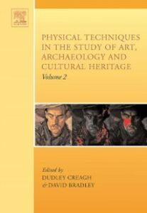 Foto Cover di Physical Techniques in the Study of Art, Archaeology and Cultural Heritage, Ebook inglese di  edito da Elsevier Science
