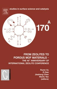 Ebook in inglese From Zeolites to Porous MOF Materials - the 40th Anniversary of International Zeolite Conference, 2 Vol Set -, -