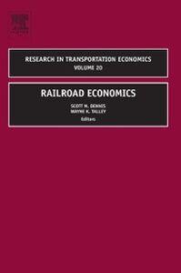 Foto Cover di Railroad Economics, Ebook inglese di  edito da Elsevier Science