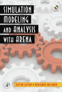 Ebook in inglese Simulation Modeling and Analysis with ARENA Altiok, Tayfur , Melamed, Benjamin