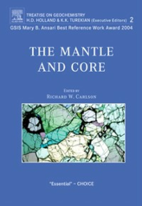 Ebook in inglese Mantle and Core -, -