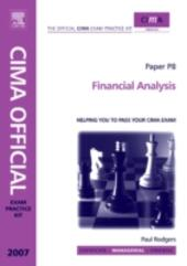 CIMA Exam Practice Kit Financial Analysis
