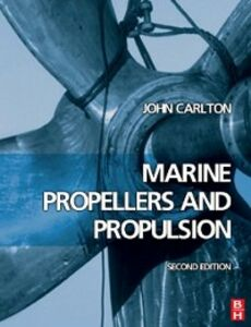 Ebook in inglese Marine Propellers and Propulsion Carlton, John