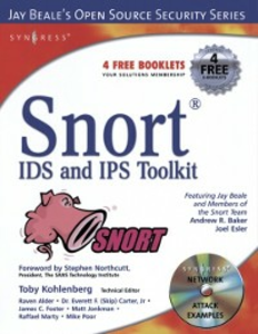 Ebook in inglese Snort Intrusion Detection and Prevention Toolkit Baker, Andrew , Beale, Jay , Caswell, Brian