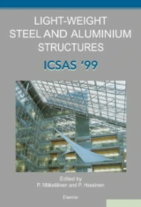 Ebook in inglese Light-Weight Steel and Aluminium Structures -, -