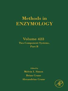 Ebook in inglese Two-Component Signaling Systems, Part B -, -