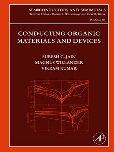 Ebook in inglese Conducting Organic Materials and Devices Jain, Suresh C. , Kumar, V. , Willander, M.