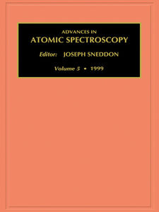 Ebook in inglese Advances in Atomic Spectroscopy, Volume 5 Sneddon, J.