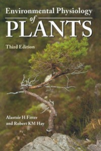 Ebook in inglese Environmental Physiology of Plants Fitter, Alastair H. , Hay, Robert K.M.