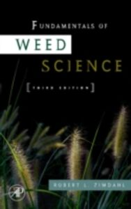 Ebook in inglese Fundamentals of Weed Science Zimdahl, Robert L