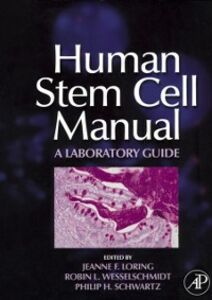 Ebook in inglese Human Stem Cell Manual