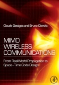 Ebook in inglese MIMO Wireless Communications Clerckx, Bruno , Oestges, Claude
