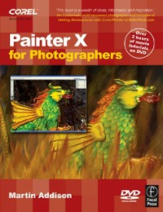 Ebook in inglese Painter X for Photographers Addison, Martin