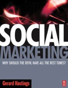 Foto Cover di Social Marketing, Ebook inglese di Gerard Hastings, edito da Elsevier Science
