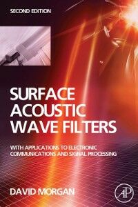 Ebook in inglese Surface Acoustic Wave Filters Morgan, David