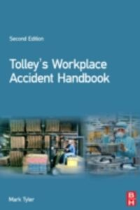 Ebook in inglese Tolley's Workplace Accident Handbook