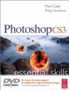 Foto Cover di Photoshop CS3: Essential Skills, Ebook inglese di Philip Andrews,Mark Galer, edito da Elsevier Science