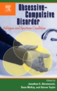 Ebook in inglese Obsessive-Compulsive Disorder: Subtypes and Spectrum Conditions