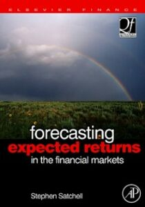 Ebook in inglese Forecasting Expected Returns in the Financial Markets Satchell, Stephen
