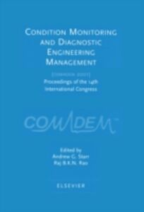 Ebook in inglese Condition Monitoring and Diagnostic Engineering Management Rao, B.K.N. , Starr, A.