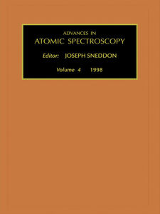 Foto Cover di Advances in Atomic Spectroscopy, Volume 4, Ebook inglese di J. Sneddon, edito da Elsevier Science