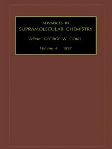Ebook in inglese Advances in Supramolecular Chemistry, Volume 4 Gokel, G.W.