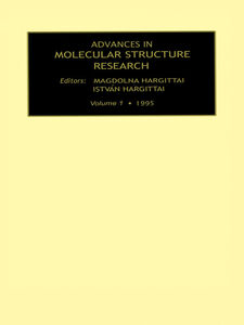 Ebook in inglese Advances in Molecular Structure Research, Volume 1 -, -