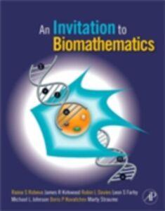 Foto Cover di Invitation to Biomathematics, Ebook inglese di AA.VV edito da Elsevier Science