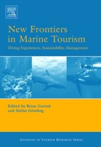 Ebook in inglese New Frontiers in Marine Tourism -, -