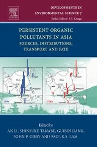 Foto Cover di Persistent Organic Pollutants in Asia, Ebook inglese di  edito da Elsevier Science