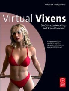 Ebook in inglese Virtual Vixens -, -