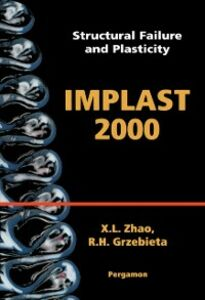 Ebook in inglese Structural Failure and Plasticity -, -