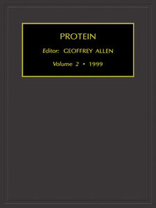 Ebook in inglese Protein, Volume 2 -, -