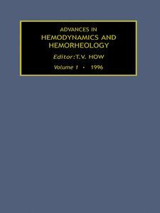 Ebook in inglese Advances in Hemodynamics and Hemorheology, Volume 1 -, -