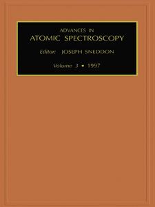 Ebook in inglese Advances in Atomic Spectroscopy, Volume 3 Sneddon, J.