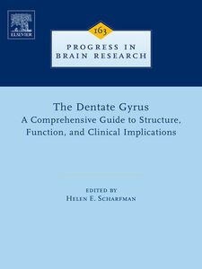 Ebook in inglese The Dentate Gyrus -, -