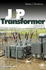 Foto Cover di J & P Transformer Book, Ebook inglese di Martin Heathcote, edito da Elsevier Science