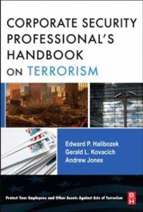 Foto Cover di Corporate Security Professional's Handbook on Terrorism, Ebook inglese di AA.VV edito da Elsevier Science
