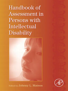 Ebook in inglese Handbook of Assessment in Persons with Intellectual Disability