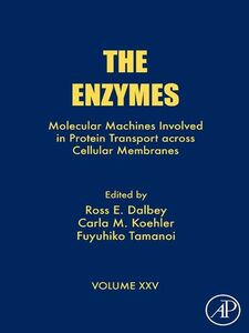 Ebook in inglese Molecular Machines Involved in Protein Transport across Cellular Membranes