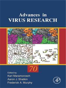 Ebook in inglese Advances in Virus Research