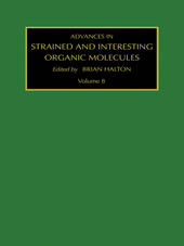 Advances in Strained and Interesting Organic Molecules, Volume 8