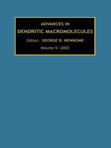Foto Cover di Advances in Dendritic Macromolecules, Volume 5, Ebook inglese di G.R. Newkome, edito da Elsevier Science