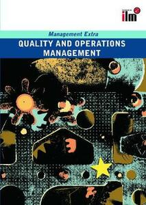 Quality and Operations Management: Revised Edition - Elearn - cover