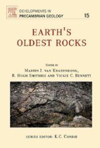 Ebook in inglese Earth's Oldest Rocks -, -