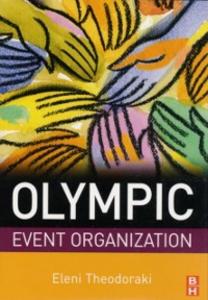 Ebook in inglese Olympic Event Organization Theodoraki, Eleni