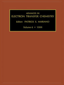 Ebook in inglese Advances in Electron Transfer Chemistry, Volume 6 -, -