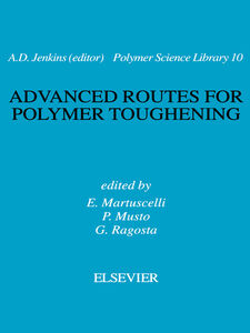 Ebook in inglese Advanced Routes for Polymer Toughening