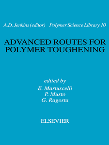 Ebook in inglese Advanced Routes for Polymer Toughening -, -