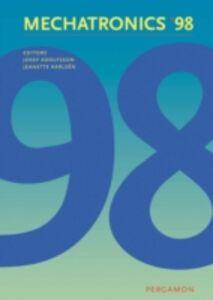 Foto Cover di Mechatronics '98, Ebook inglese di  edito da Elsevier Science